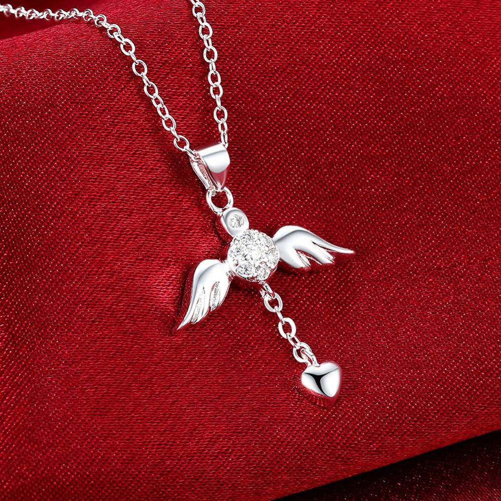 3.5 * 2.4 սմ սիրտ ձևավորված ցիրկոնի - Նուրբ զարդեր - Լուսանկար 5