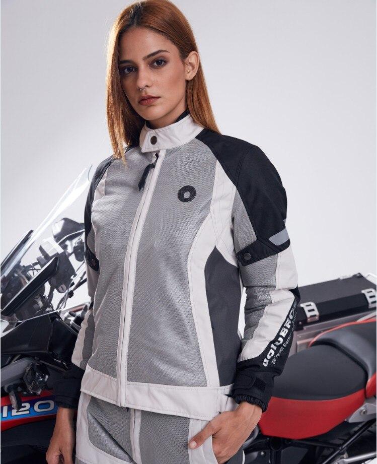 Uglybros, женские всесезонные костюмы для верховой езды, мотоциклетная защитная куртка, Круизер, длинная дистанционная одежда, водонепроницаем