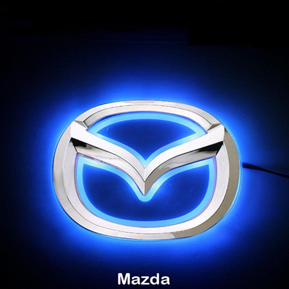 Led car tail logo blue light auto badge light for mazda 2 mazda 3 in led car tail logo blue light auto badge light for mazda 2 mazda 3 in emblems from automobiles motorcycles on aliexpress alibaba group biocorpaavc Choice Image