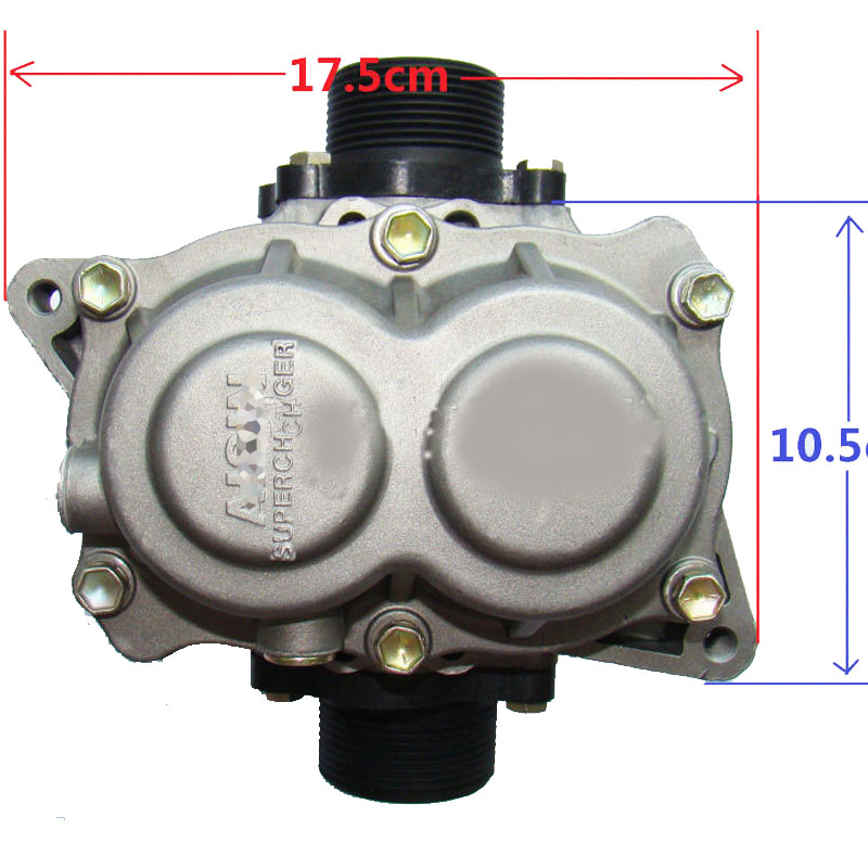 Generous Auto Car Aisin Amr300 Mini Roots Supercharger Compressor Blower Booster Turbocharger Kompressor Turbine Snowmobile Atv 0.5-1.3l Air Intake System Auto Replacement Parts