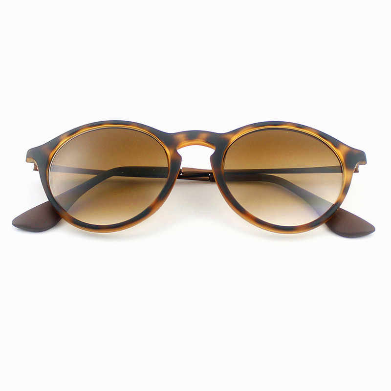 2761f54d428a Bolo.ban EriKa classic round sunglasses women 49mm glass lens mirror sun  glasses oculos de