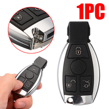 1pcs Remote Key Fob 3 Buttons 433MHz BGA With Chip For Mercedes Benz 2000+ Key Fob Replacement Accessories цена и фото