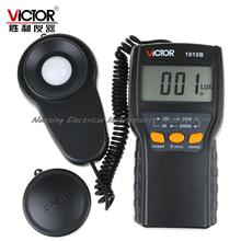 Fast arrival VICTOR illuminance meter VC1010B meter meter lumens tester illuminance meter brightness table