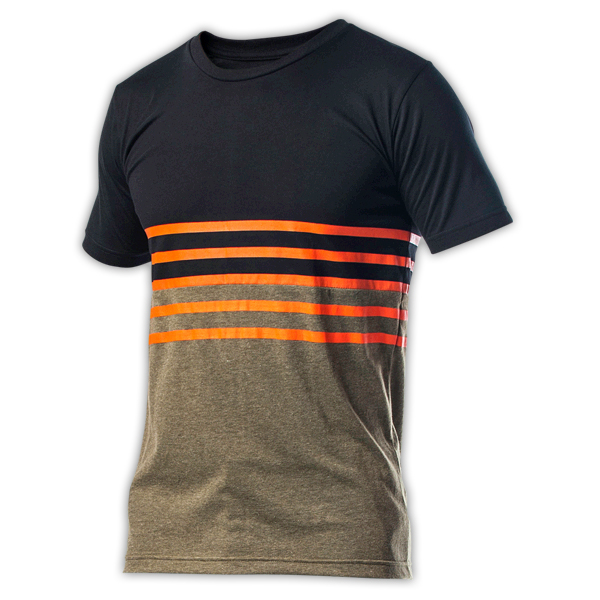 Off-road Black Orange Grey Jersey Cycle Bicycle Cycling Desert T-shirt for Men Off-road Black Orange Grey Jersey Cycle Bicycle Cycling Desert T-shirt for Men