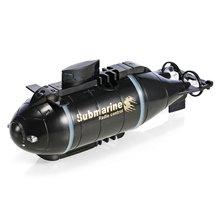 Обновленная версия Happycow 777-216 Мини RC Подводная лодка Скорость дистанционного Управление Дрон Pigboat имитационная модель подарок игрушка для детей
