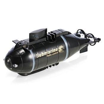Обновленная версия Happycow 777-216 Мини RC Подводная лодка с дистанционным управлением Дрон Pigboat имитационная модель подарок игрушка для детей