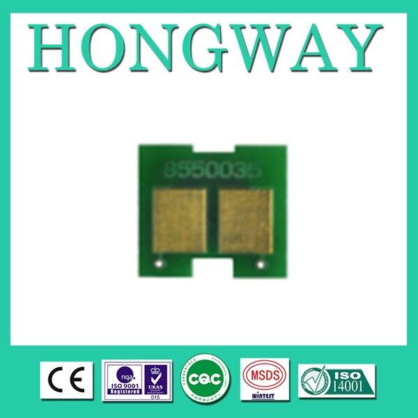 Compatible HP CF300A CF301A CF302A CF303A de toner utilisation de la puce pour HP Color LaserJet Enterprise M880 MFP (827A) réinitialiser puce