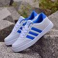 Otoño nuevo extra large código 45,46, 47,48 motion net zapatos pu ventilación superior del calzado casual zapatos de los hombres