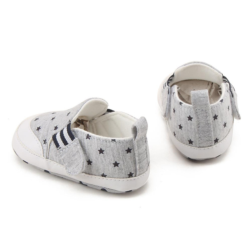 Baby shoes 2019 new Newborn Infant Baby Girl Boy Print Crib Shoes Soft Sole Anti-slip Sneakers Shoes #4M14 (8)