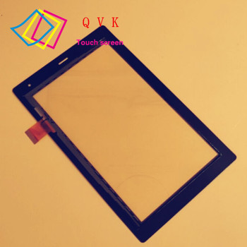 20pcS  7 inch touch screen,100% New touch panel ,tablet pc touch panel  digitizer for Megaphone login 3 tablet pc