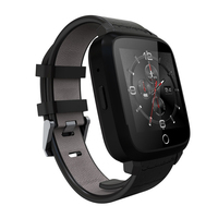 U11S 1G High Speed Chip 8GB ROM Smart Watch Support 3G Call GPS WiFi Chat Bluetooth