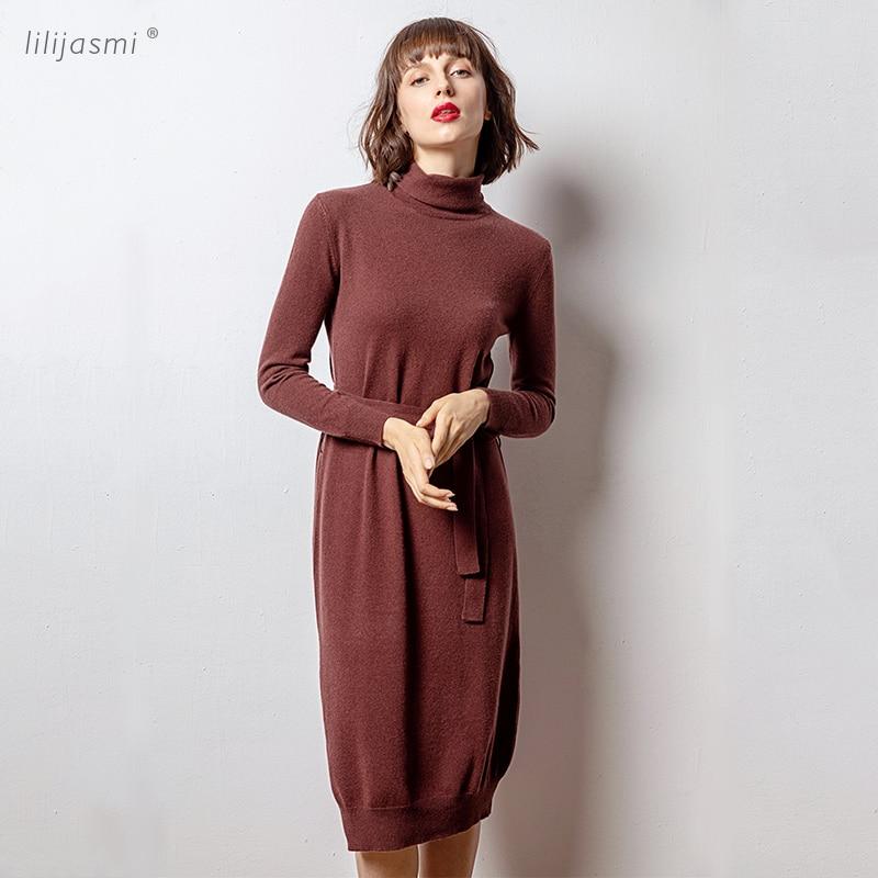 Di Alto Hthr Iupkxzo Grigio Maglie Cinghia 2018 Maglioni Del A E Dress HYW9IED2