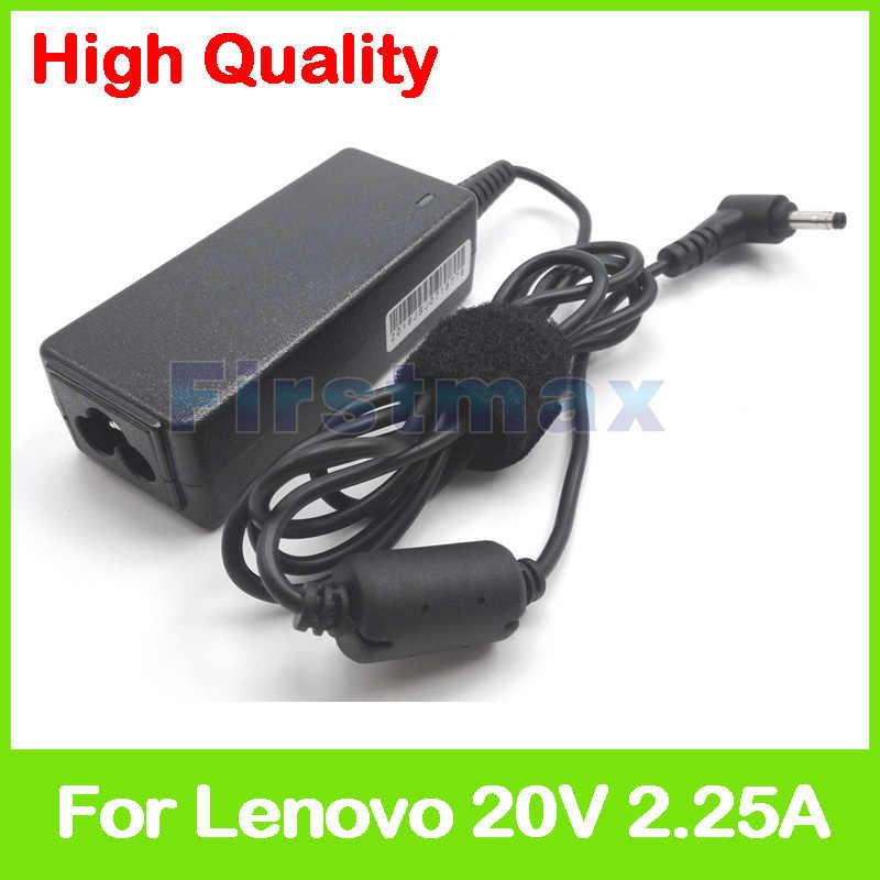 20V 2 25A laptop ac adapter charger for Lenovo 100e 300e