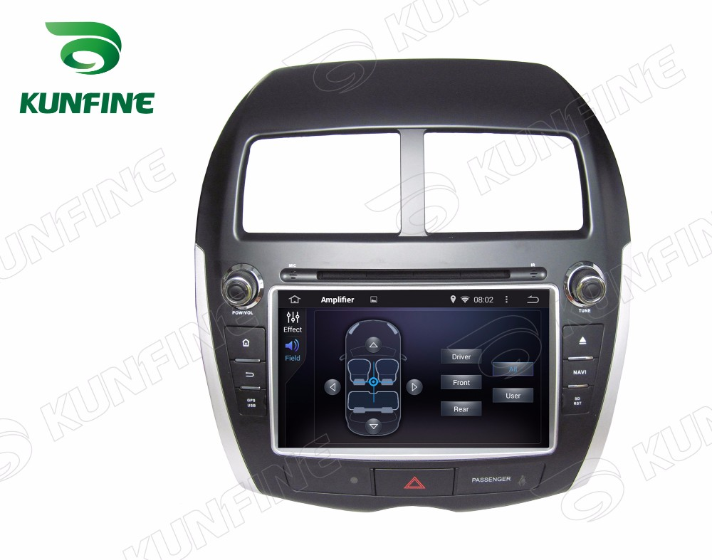 Car dvd GPS Navigation player for ASX 2010-2012 B