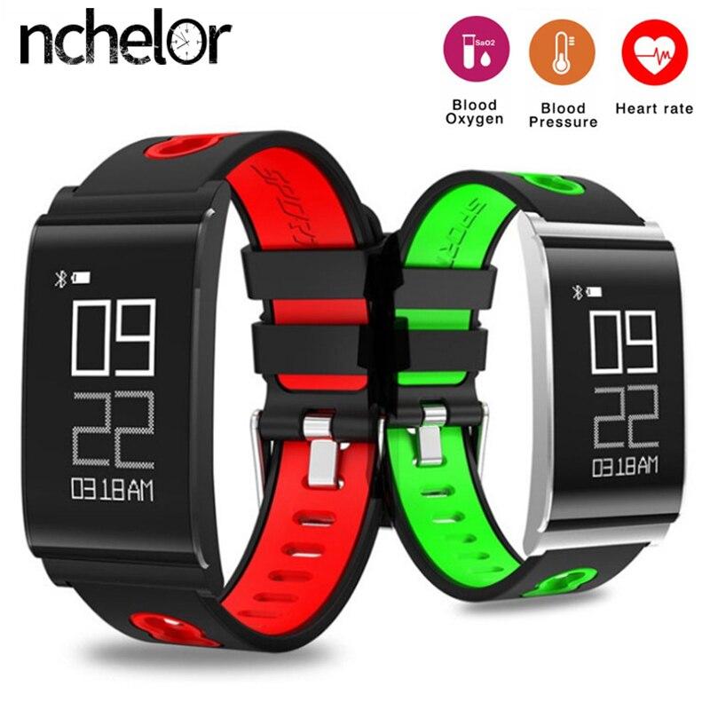 NEW Fitness Tracker Smart Band Blood Pressure Heart Rate Smart Bracelet Waterproof Pedometer Wristband Sleep Monitor Smartwatch соковыжималка philips hr1832 02 черный