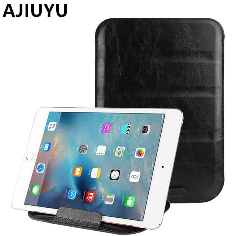 AJIUYU Case For Apple iPad mini 4 Sleeve Smart Cover Protective Leather Protector For iPad mini4 Tablet 7.9 inch PU Cases Thin case for ipad 4 ipad3 ipad2 protective smart cover protector pu leather tablet pc for apple ipad4 ipad 2 3 sleeve cover 9 7 inch