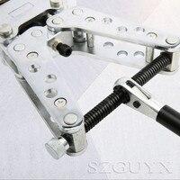CKJ-21 휴대용 기계 펀칭 기계 각도 펀칭 기계 구리 및 알루미늄 행 펀칭 기계
