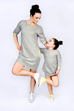 Mother Daughter Matching Outfits Dress