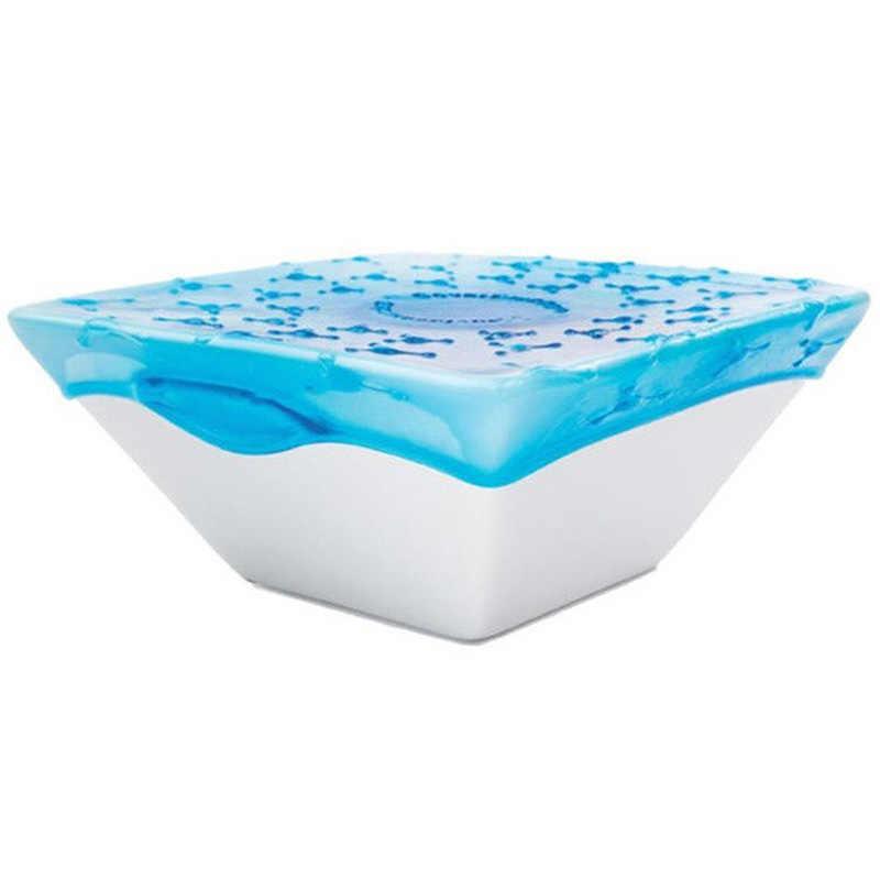 4 piezas económicas de silicona para envolver la película estirable de alimentos nuevos sellador de cubierta herramientas de cocina ds99