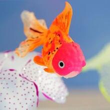 OnnPnnQ Декор аквариум золотая рыбка украшение искусственный светящийся эффект аквариум орнамент