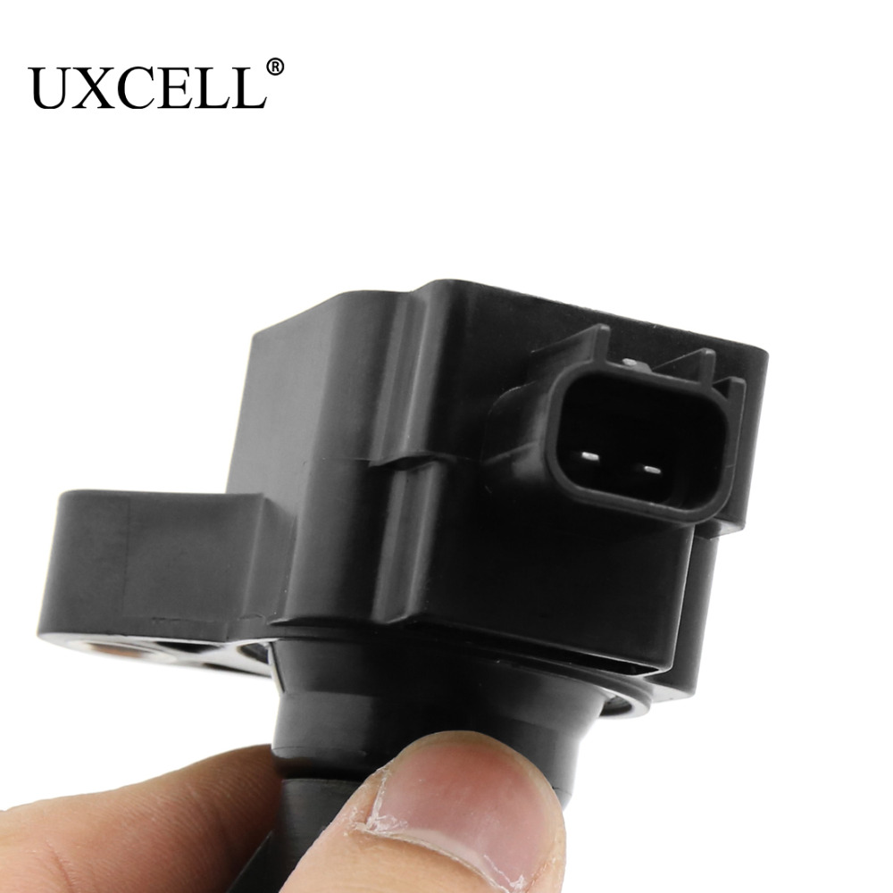 UXCELL 4PCS UF516 5C1650 E1016 52-1886 C1593 6E5Z-12029-AA Ignition Coil For Ford Fusion For Mercury Milan L4 2.3L 2006 TO 2009