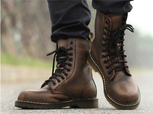 High Quality Mens Biker Boots-Buy Cheap Mens Biker Boots lots from ...