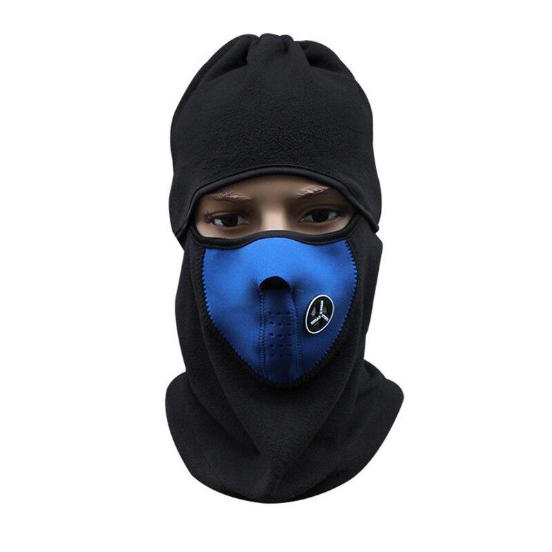 Volgelaatsmasker Bivakmuts Motorrijwiel Masker Accessoires Moto - Motoraccessoires en onderdelen - Foto 4