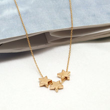 Women Fashion Star Pendant Necklace Personality Creative Clavicle Chain Long Necklace Collares Jewelry XL527 women fashion star pendant necklace personality creative clavicle chain long necklace collares jewelry xl527