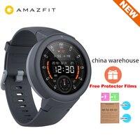 Xiaomi Huami AMAZFIT Verge Lite Smart Watch Global Version GPS IP68 Waterproof Multi Sports Smartwatch Health Tracker Wristwatch