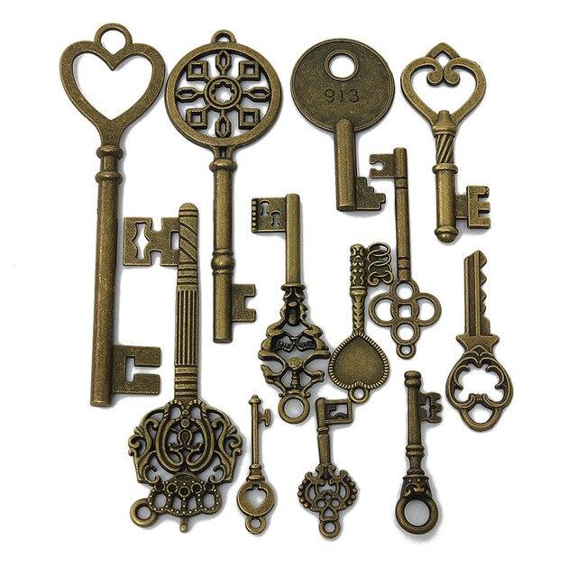 values Vintage key
