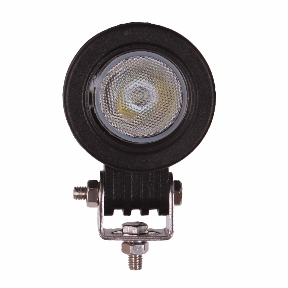 5Pcs 10W LED Work Light 12V Motorcycle Headlight DC Fog Lamp Flood Motorbike Car Driving Offroad Boat Truck 4x4 SUV ATV for Audi