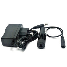 22mm*75mm Focusable 150mW 850nm Infrared IR Laser Module Adjustable Line Beam w 5V AC Adapter
