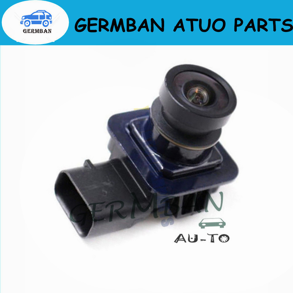 Newly& Free Shipping!! Parking Assist Rear View Backup Camera For Ford No#BB5T-19G490-AE BB5T19G490AC (Without Guide Lines)