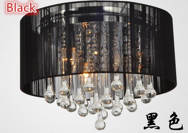 Led Birne Kronleuchter ~ Neue schatten kristall decke kronleuchter anhänger leuchte