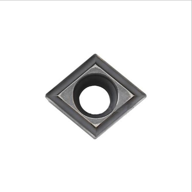 CCMT09T308-24 NS530, 100% insert de tournage en carbure de Tungaloy d'origine pour porte-outil de coupe alésage machine à CNC