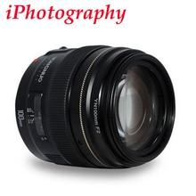 YONGNUO YN100mm F2 Moyen Téléobjectif Premier Objectif Grande Ouverture Auto Focus Lens pour Canon EOS Rebel Caméra AF MF