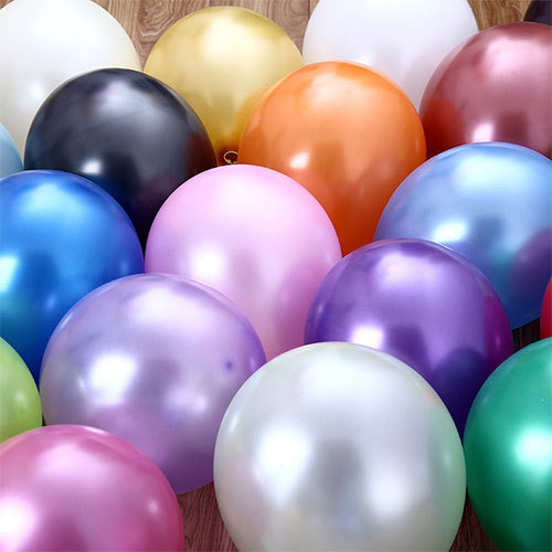 Pearl balloons 10pcs 12 Inch Thick 3.2g Birthday Ballons Decorations Wedding Ballons Pink White Purple Globos Party 7A0118