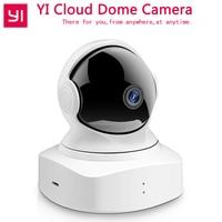 YI Cloud Dome Camera Baby Monitor IP Camera 1080P HD Night Vision Wireless Wifi Camera Pan