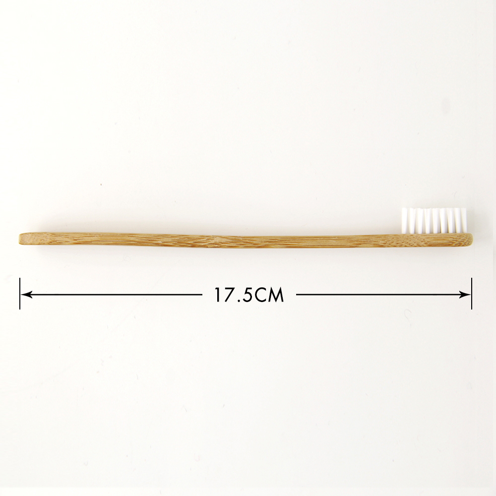 2 gab. / Partija Crown Slim kakla videi draudzīga zobu suka Jaunums - Mutes higiēna - Foto 5