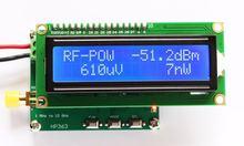 Бесплатная доставка счетчик мощности РЧ hp363 1 МГц ~ 10 ГГц