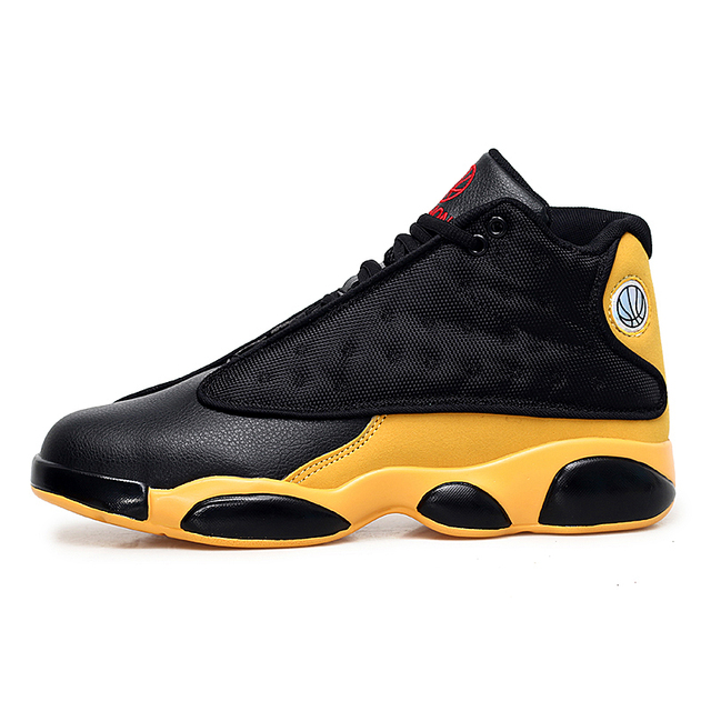 low priced 98687 4644b Mvp Boy Big Size Jordan 13 Basketball Shoes New Arrival High Top Cushioning  Breathable jordan 11
