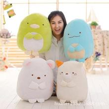 40CM Japanese Animation sumikko doll San-X Corner Bio cute cartoon plush toys Soft Pillow  4 style free choose