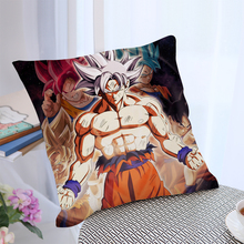 EHOMEBUY 2018 Cushion Cover Dragon Ball Goku 3D Double Sided Printed Pillow Case Cartoon Sofa Personalized Covers