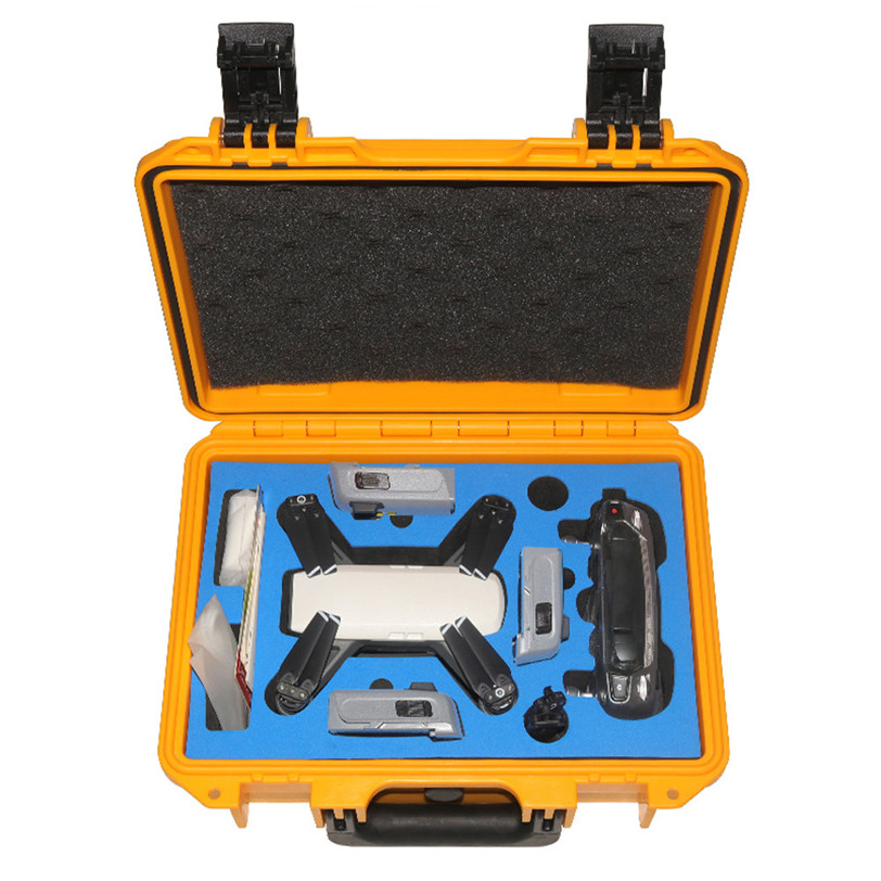 Waterproof Hardshell Backpack Case Bag RC Spare Parts Suitcase Box For DJI Spark Jun18 Professional Factory Price Drop Shipping