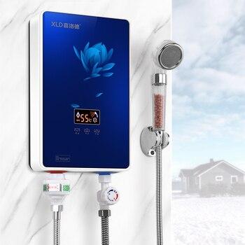 Durchlauferhitzer Badezimmer, 5500 watt ultradünne mini heißen elektro-durchlauferhitzer hauswand, Design ideen