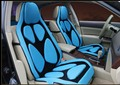2016 high-end and classy personality style car seat cover cushion 5 seats covers for 1 set sports simple style car seat covers