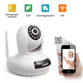 ANNKE 720P Wireless WiFi 720P IP Camera P2P CCTV Webcam iPhone Android 2 Way Audio Night Version Email Alert