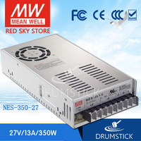 MEAN WELL NES 350 27 27V 13A meanwell NES 350 27V 351W Single Output Switching Power Supply