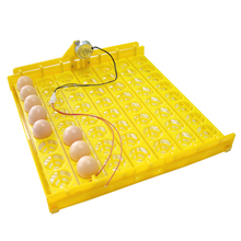 New Incubator 56 Eggs 110V 220V Automatic Egg Incubator Chicken Duck Poultry Incubation Equipment 2016 Free