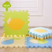 eightday kids play mat fruit foam mats tile mats children foam mat